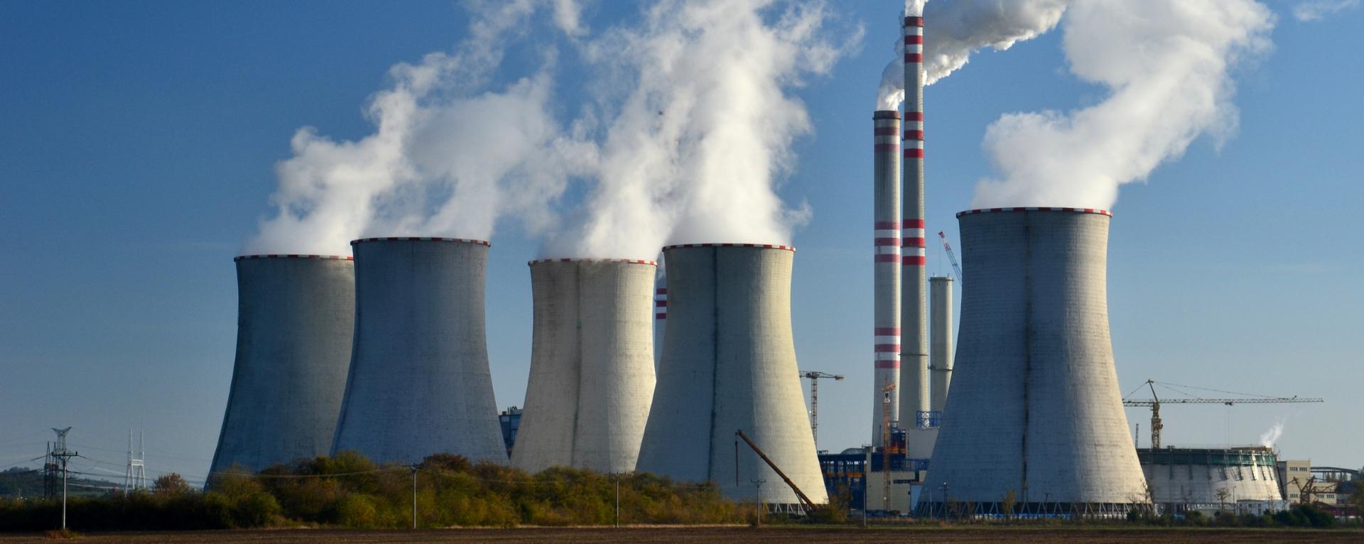Prodat či neprodat. Má ČEZ prodat uhelnou elektrárnu Počerady?