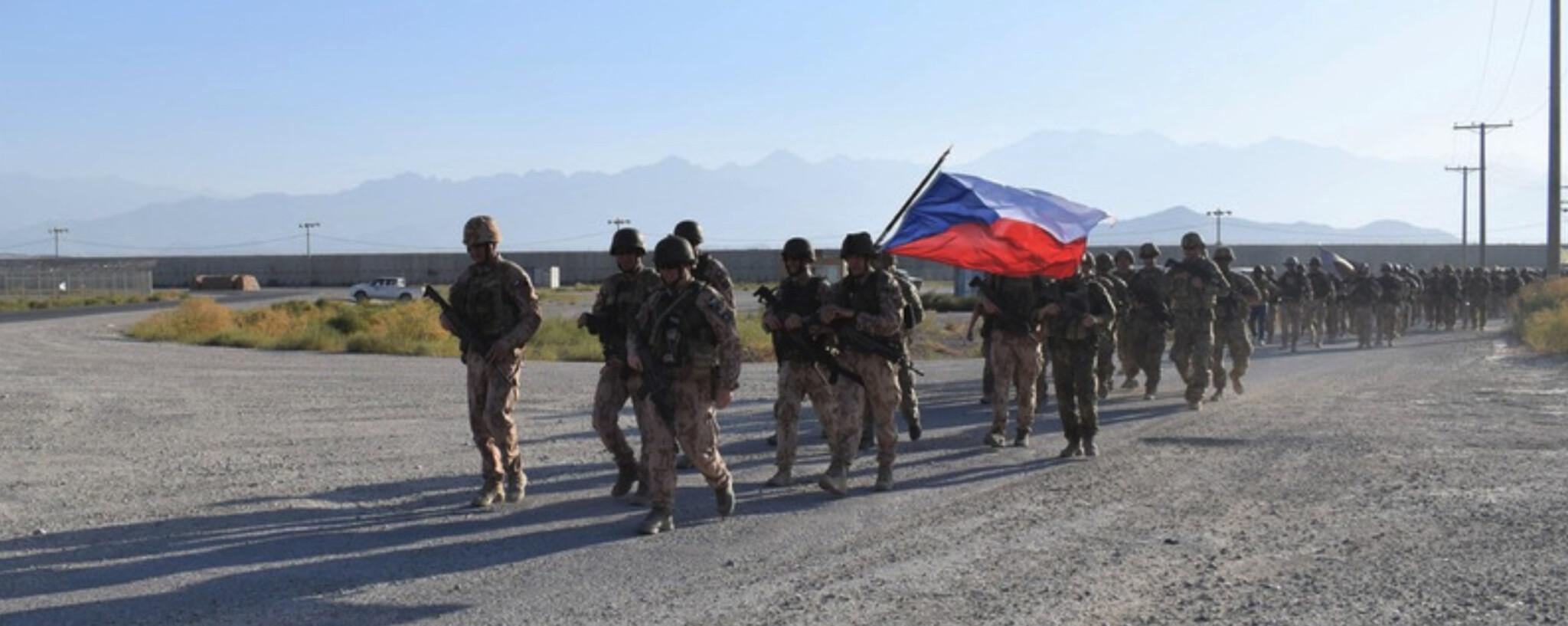 Budování a modernizace Armády České republiky