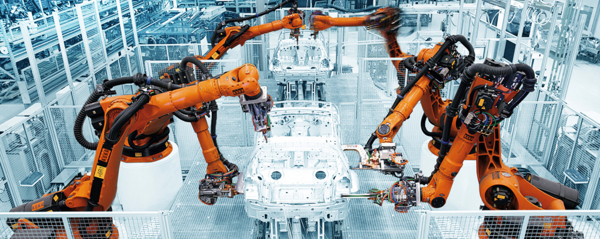 Global challenges to automation