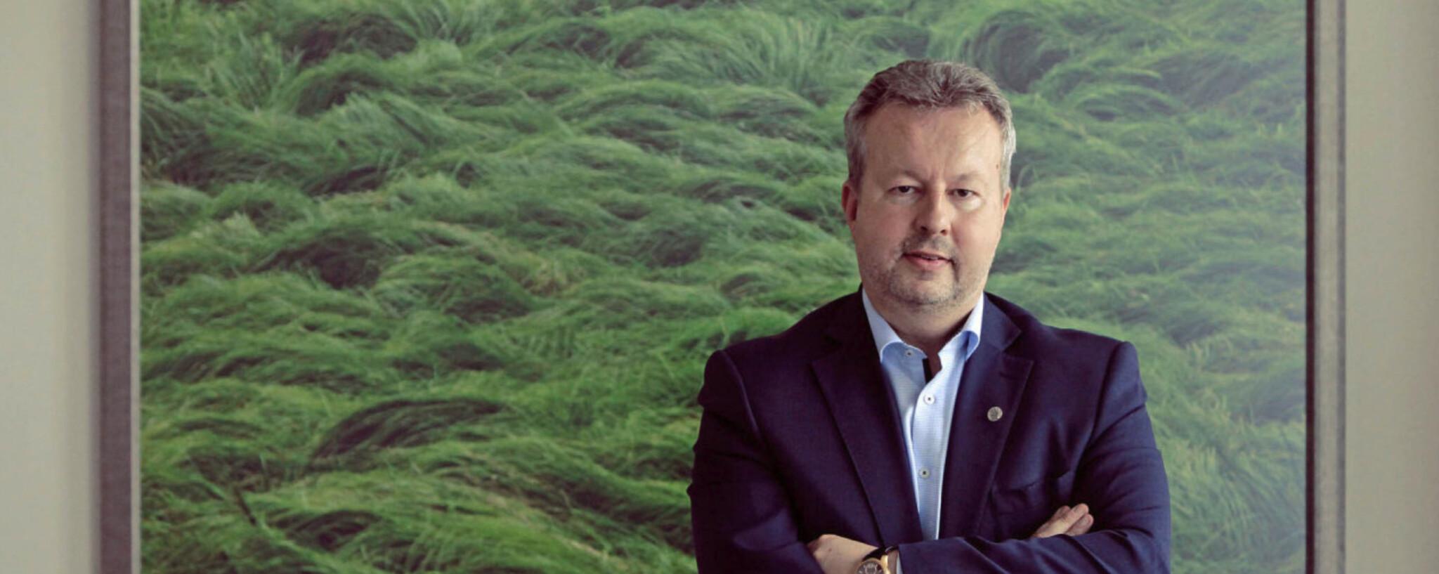 Pracovní snídaní s Richardem Brabcem, ministrem životního prostředí