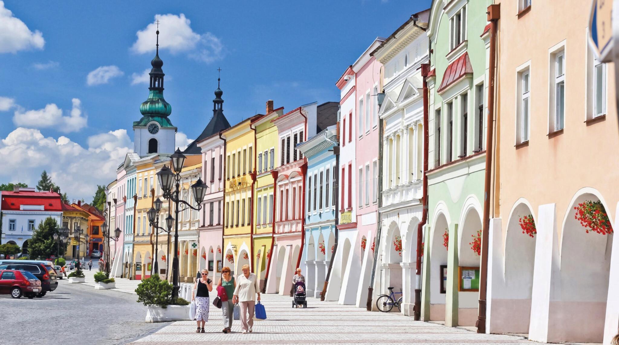 Výzvy a příležitosti českých měst a obcí