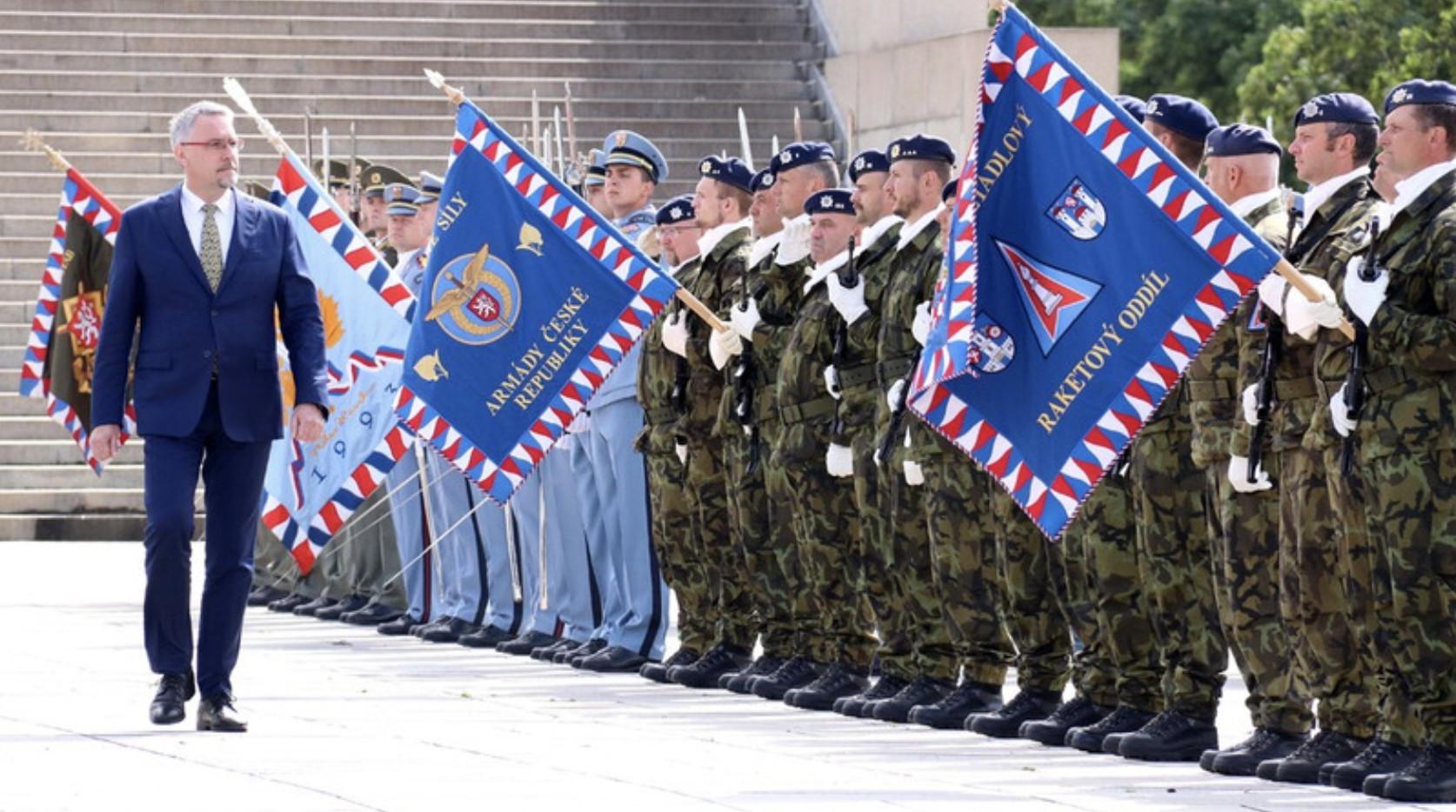 BUDOUCNOST ARMÁDY ČESKÉ REPUBLIKY