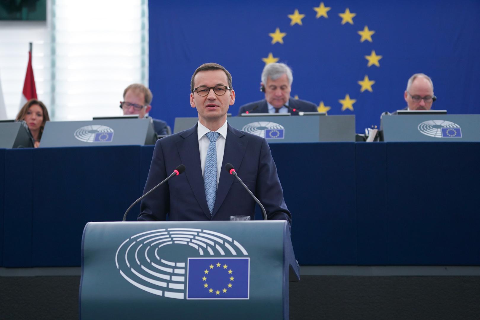Polsko jednou nohou mimo EU